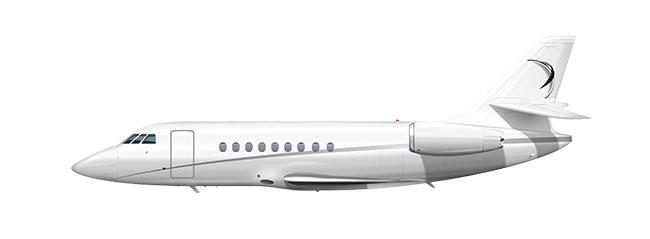Falcon 2000 EX/LX