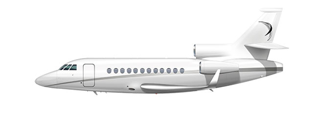 Falcon 900 LX