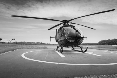 Which summer destinations can be accessed with a helicopter?