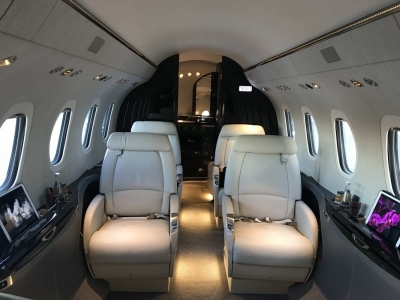 Charter a Citation Latitude