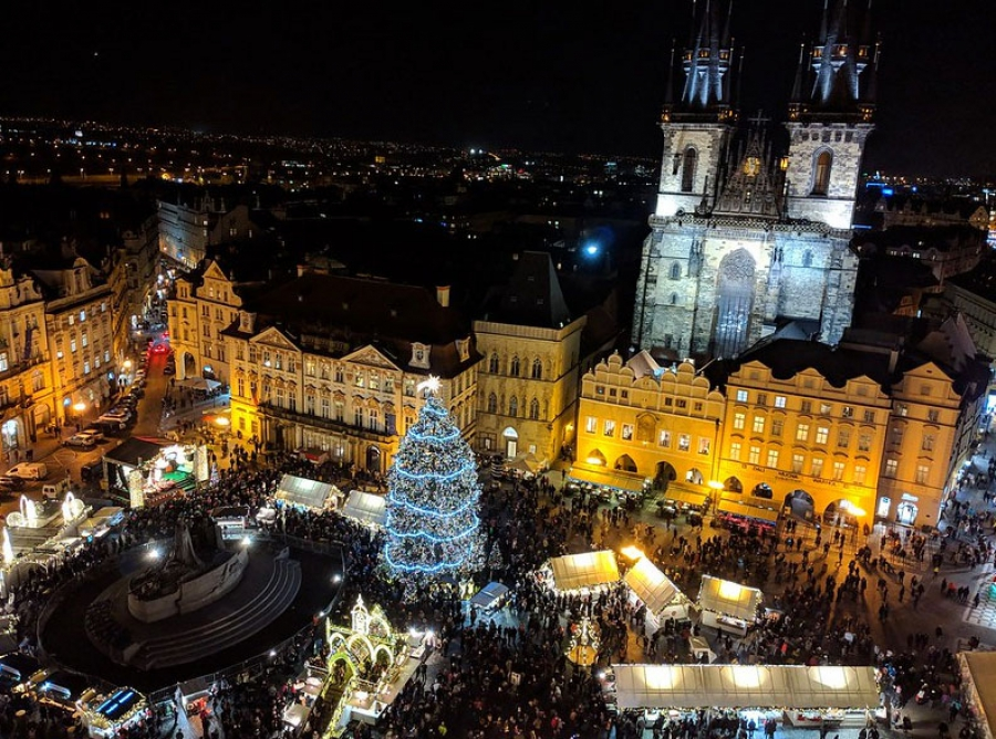 The best European Christmas markets