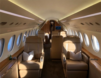 Private Jet Charter : Ultra Long Range Jet Category