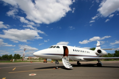 Private jet Charter : Heavy jet category